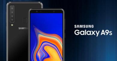 Galaxy A9s vai ser o primeiro smartphone da samsung a ter quatro câmeras