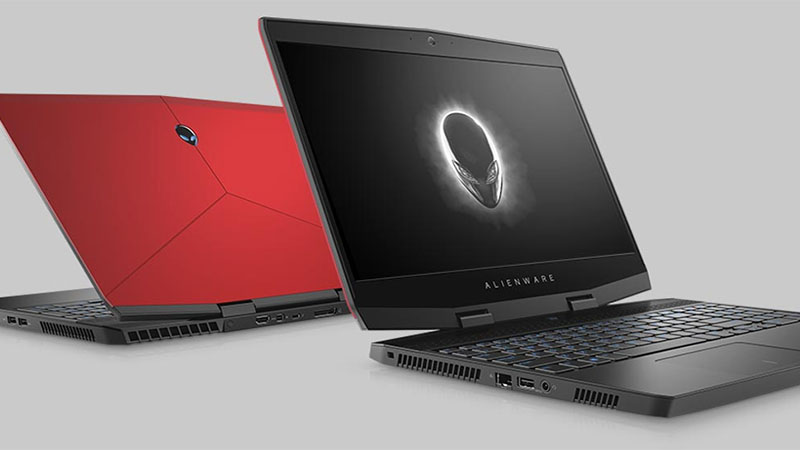 Alienware tem um novo notebook gamer que é mais leve e mais fino do que os da concorrentes
