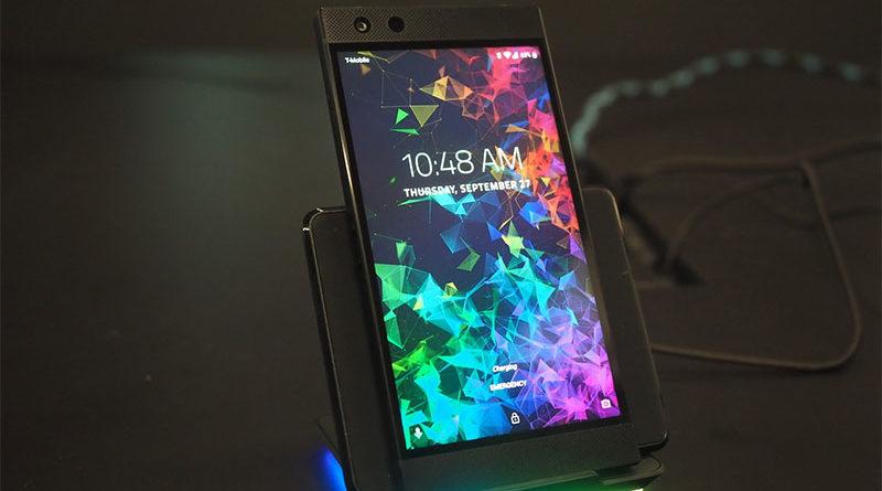Razer Phone 2 é revelado oficialmente, veja o preço e as especificações