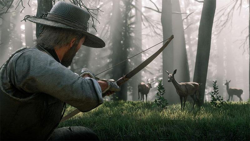 Veja onde encontrar todos os animais lendários em Red Dead Redemption 2