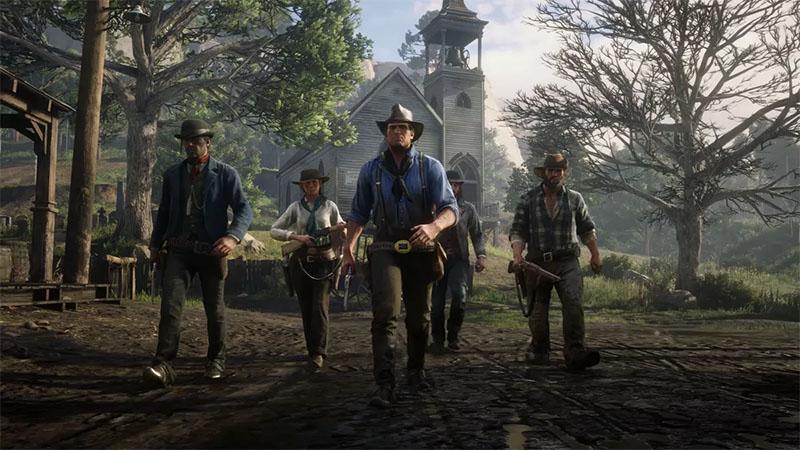 Red Dead Redemption 2 - códigos e trapaças