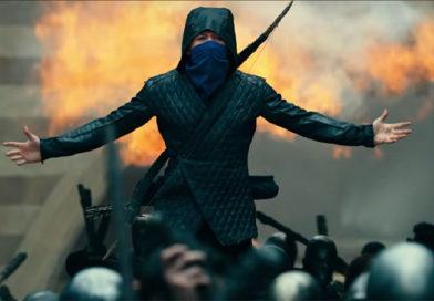 Trailer final de Robin Hood: A Origem é simplesmente espetacular