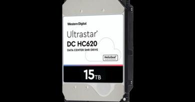 Western Digital lança disco rígido com incríveis capacidade de armazenamento de 15 TB
