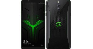 Xiaomi anuncia Black Shark Helo com 10 GB de RAM