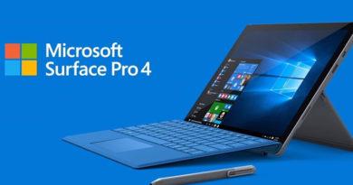 Várias unidades do Surface Pro 4 serão substituídas após falha na atualização de firmware