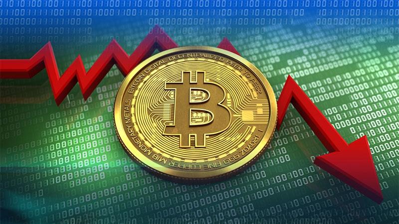 Bitcoin atinge novo mínimo e está custando em torno de R$ 14.300,00