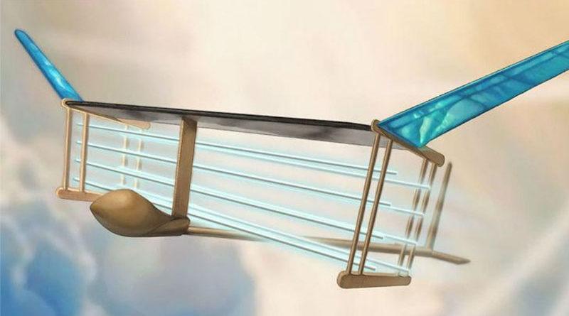 Cientistas criam aeronave que voa com propulsão iônica sem uso de hélices, motor e turbinas