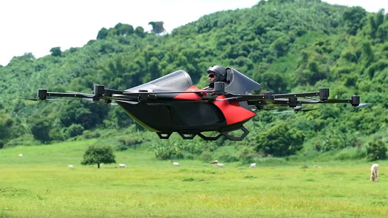 Você conhece o Koncepto Millenya - Objeto voador identificado e também tripulado