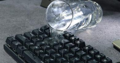 Conheça o teclado da Aukey que é resistente a água