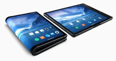 Conheça o Flexpai, o primeiro smartphone dobrável do mundo