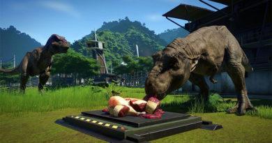 """Novo DLC de Jurassic World Evolution trás os """"Segredos do Dr. Wu"""" ao game"""