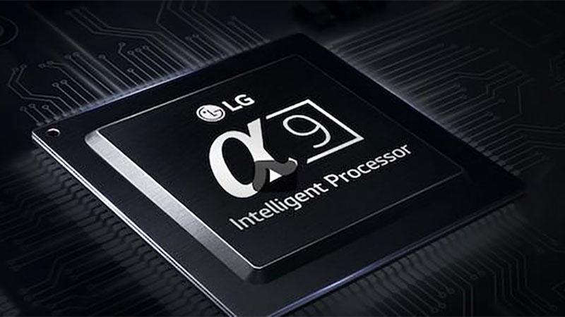 LG fala sobre a importância do processador α9 em suas TVs OLED
