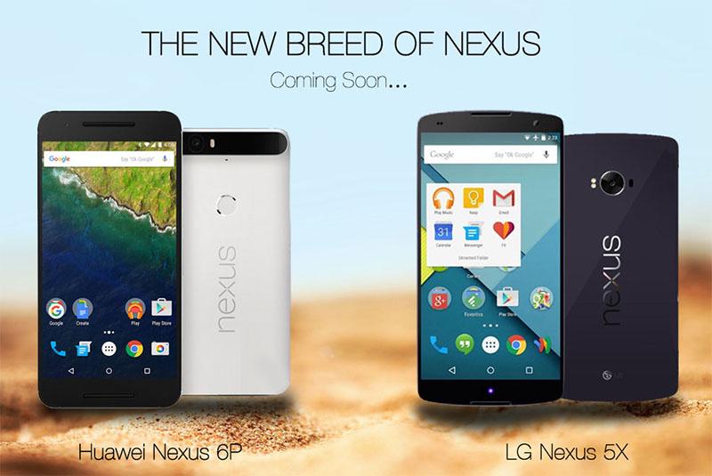 Nexus 5X e 6P do Google não receberão mais atualizações