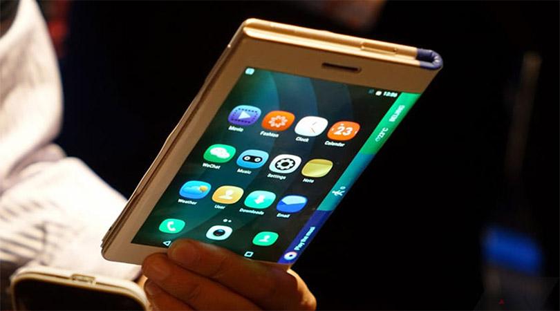 Parece que Oppo também tem planos de lançar smartphone Dobrável futuramente