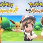 Pokémon: Let's Go Pikachu! / Pokémon: Let's Go Eevee!