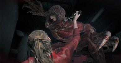 Resident Evil 2 Remake - Licker