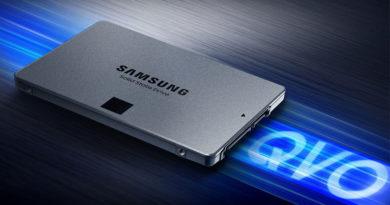Samsung lança 860 QVO - SSD que possui muito armazenamento e preço acessível