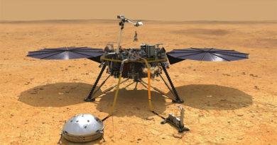 Sonda InSight da NASA vai aterrizar em marte nas próximas horas com objetivo de estudar o planeta vermelho