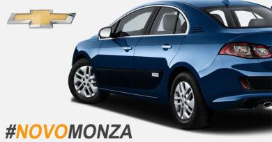 A lenda está de volta, novo Chevrolet Monza está chegando e fará sua estréia em 2019