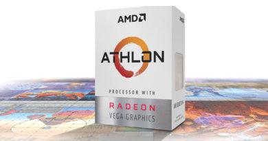 AMD lança novos processadores Athlon de baixo custo