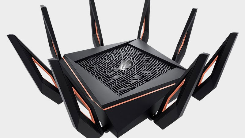 Asus quer sobrecarregar sua rede com este roteador ultrarrápido