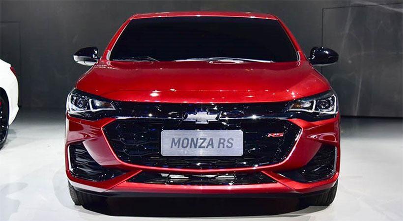 Chevrolet Monza 2019, prepare-se que o best seller está chegando
