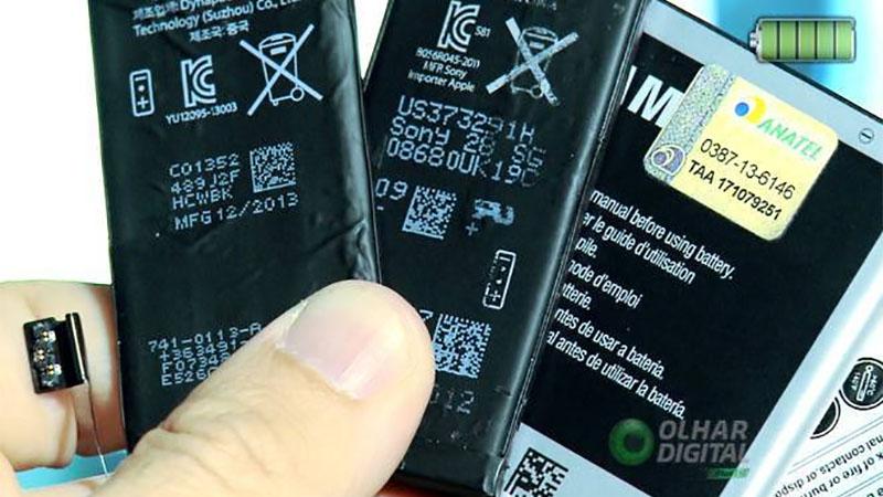 Com as futuras baterias de íon fluoreto, você vai precisar carregar seu smartphone apenas uma vez por semana