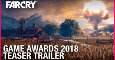 Far Cry - The Game Awards 2018