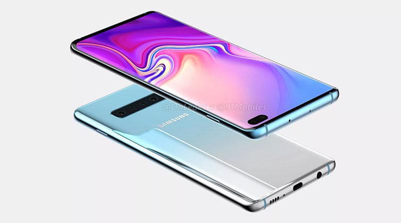 Galaxy S10 + pode chegar com armazenamento de 1TB e preço de US$ 1.700
