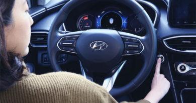 Hyundai vai começar a vender carro que pode ser desbloqueado com impressão digital