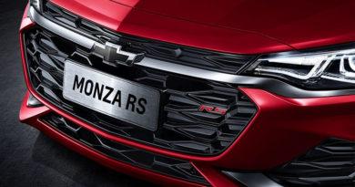 Chevrolet Monza 2019 está chegando