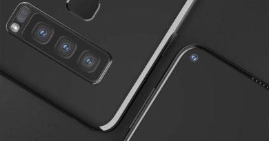 Novo conceito mostra Samsung Galaxy S10 Lite com 4 câmeras