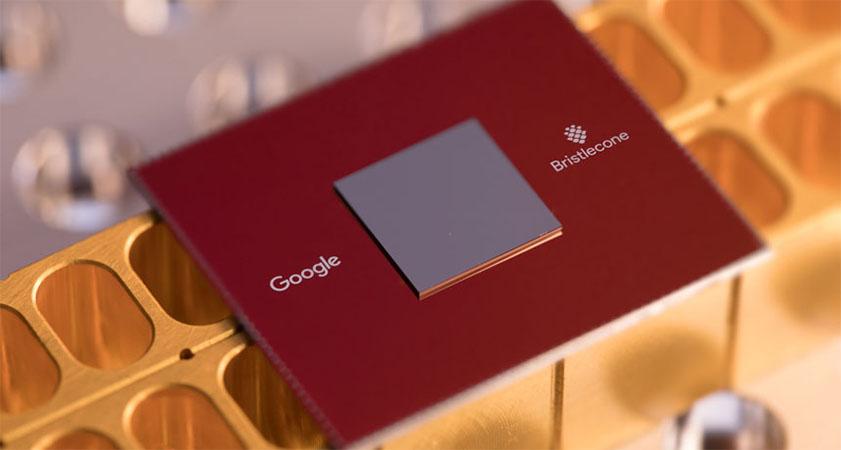 Novo processador quântico do Google pode em breve superar os atuais supercomputadores