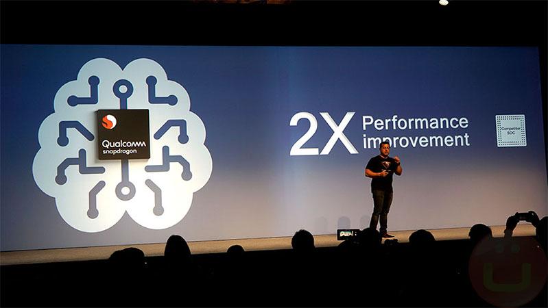 Qualcomm destaca desempenho da IA no Snapdragon 855