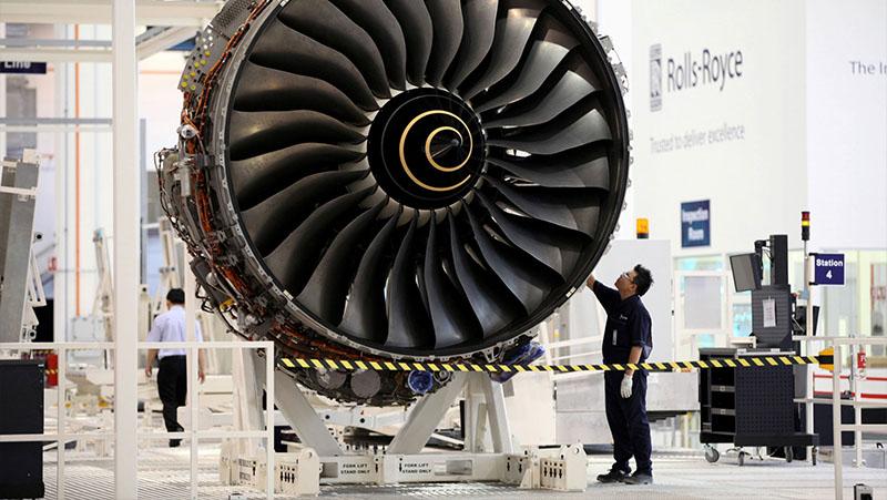 Rolls-Royce pretende usar IA para prever problemas em seus motores