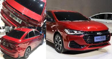 Um clássico está de volta, é o novo Chevrolet Monza que deve ser lançado em 2019