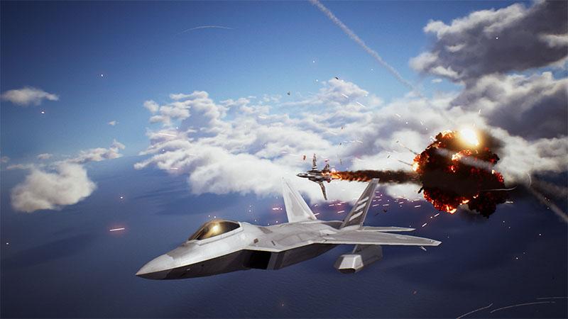 Resultado de imagem para Ace Combat 7