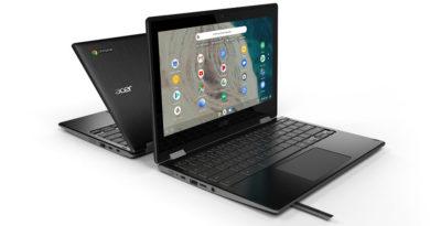 Acer revela novos Chromebook de 11,6 polegadas