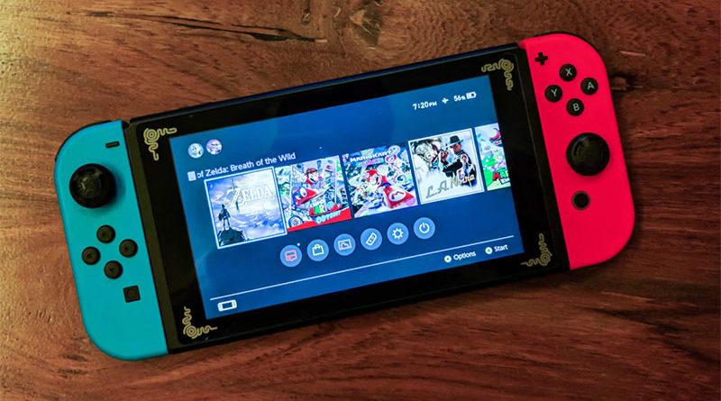 Atualização 7.0.0 do Nintendo Switch já está disponível