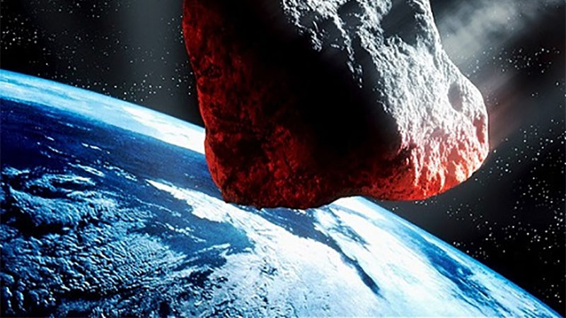 Cientistas dizem que asteróide que causou a extinção dos dinossauros produziu um enorme tsunami mundial