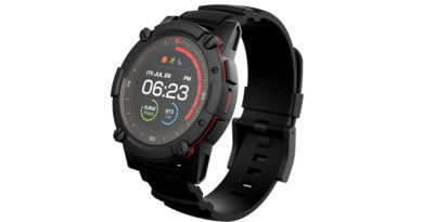 Empresa lança smartwatch que funciona com energia solar