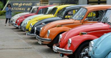 Fusca comemora 60 anos e até hoje roda no brasil e em várias parte do mundo