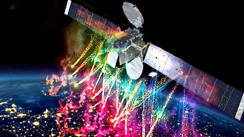 Japão vai criar chuva de meteoros artificial através de satélite