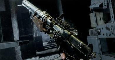 Metro Exodus - Armas