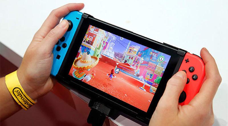 Nintendo Switch bate a marca de 10,5 milhões de unidades vendidas na América do Norte