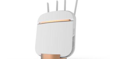 Novo roteador da D-Link chegará com suporte 5G