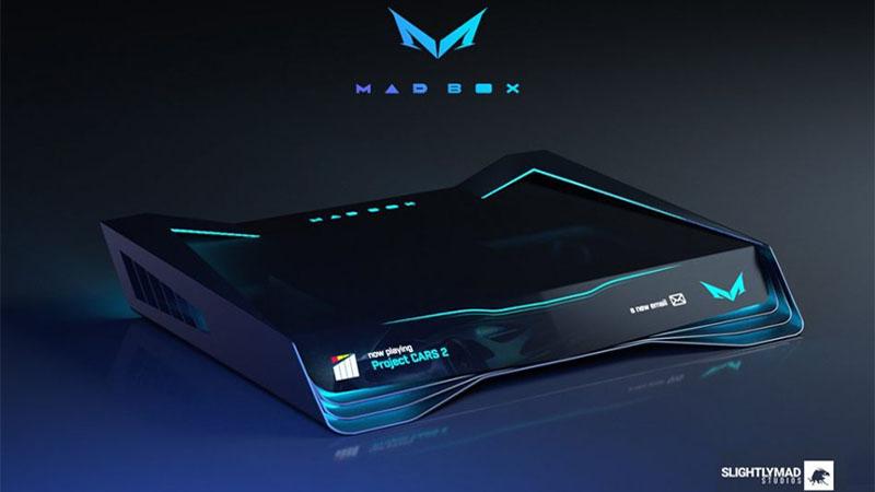 Novos conceitos do Mad Box é revelado e segundo Ian Bell será o console mais poderoso já criado