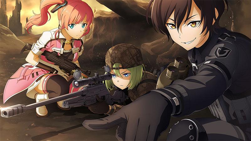 Sword Art Online - Fatal Bullet Complete Edition