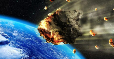 Veja o que a NASA planeja fazer pra impedir que asteróides atinjam a terra
