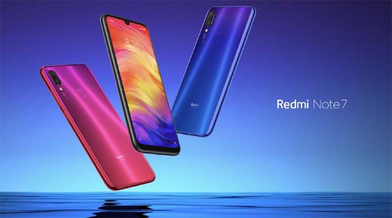 Xiaomi lança Redmi Note 7 com câmera de 48 MP